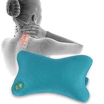 Amazon.com: Neck Kneading Soft Pillow Electric Massager ...
