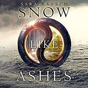 Snow Like Ashes Audiobook