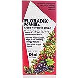 Flora, Floradix Iron + Herbs, Natural Liquid Iron Supplement, 17 fl Ounce (500 ML)