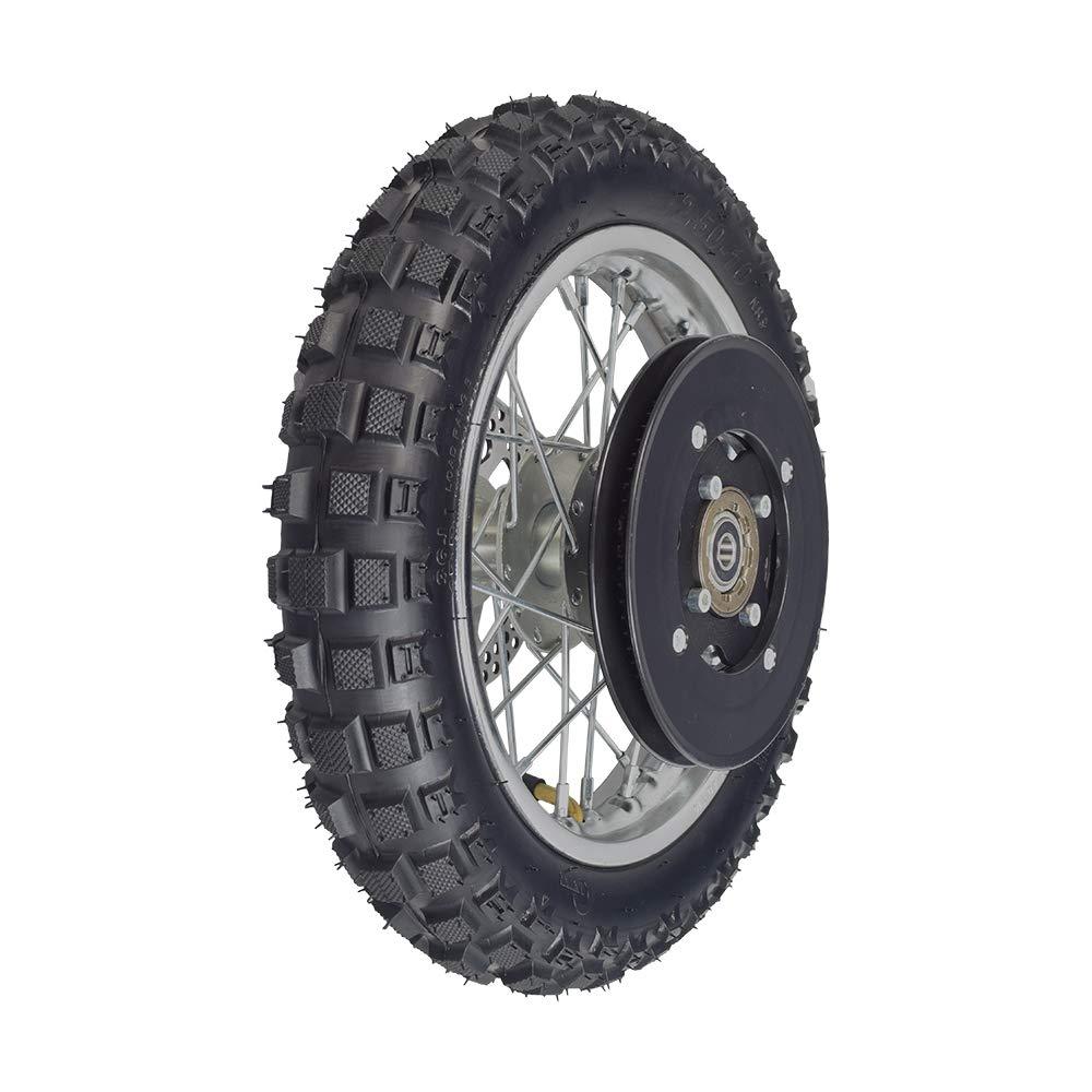 Rear Wheel Assembly for Razor MX500 and MX650 Dirt Rocket by Razor