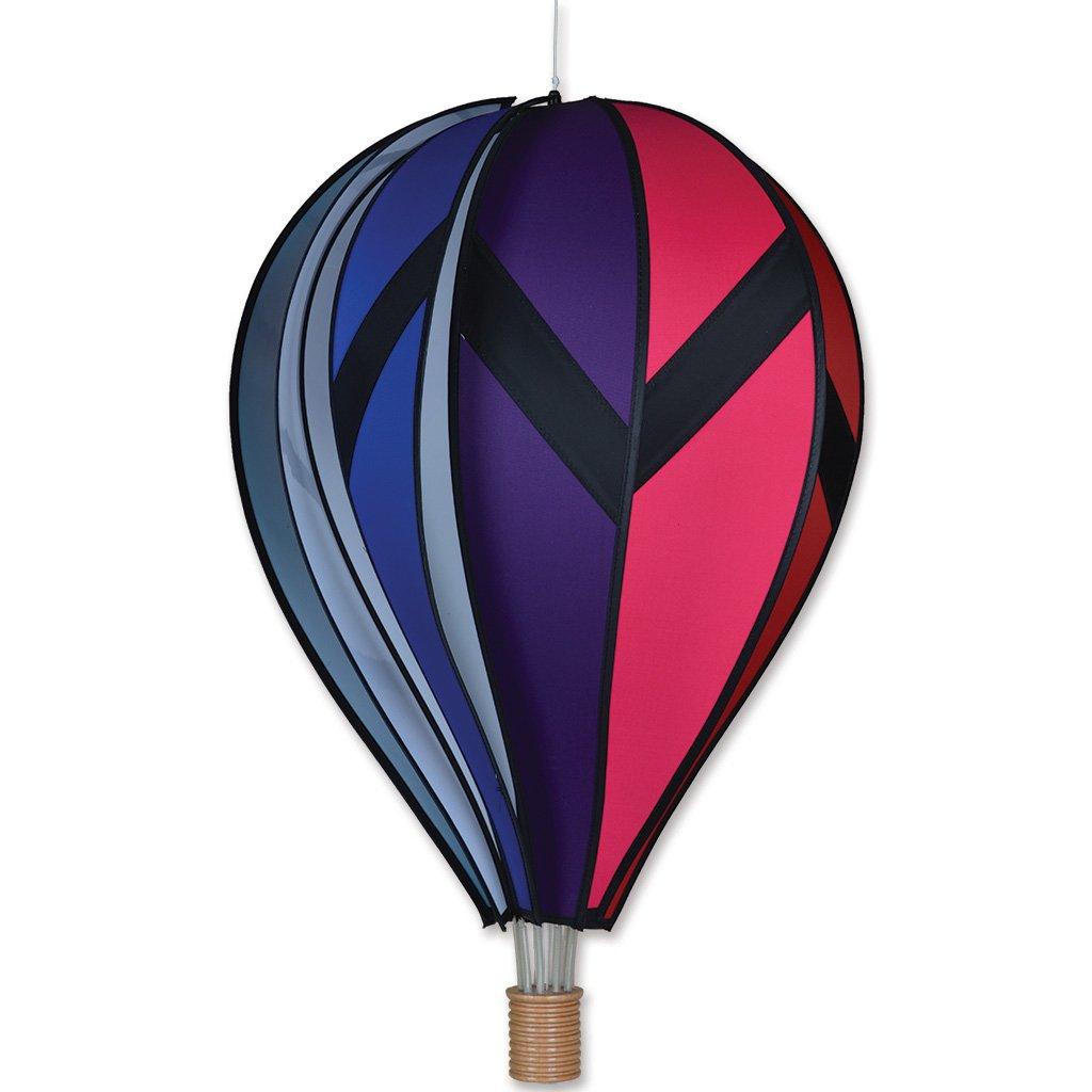 Premier Kites Hot Air Balloon 26 in. - Rainbow by Premier Kites (Image #1)