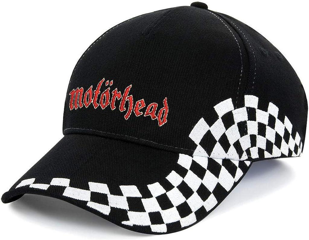 Motörhead Música Rock Icon Fun Cordones VIP Logo – Gorra de ...