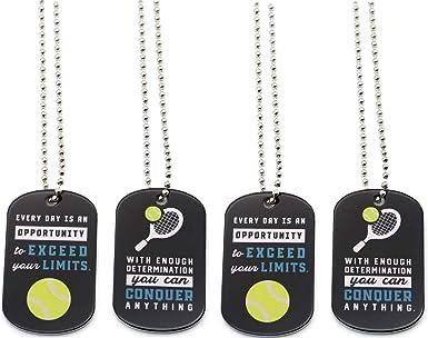 Motivational Tennis Necklaces