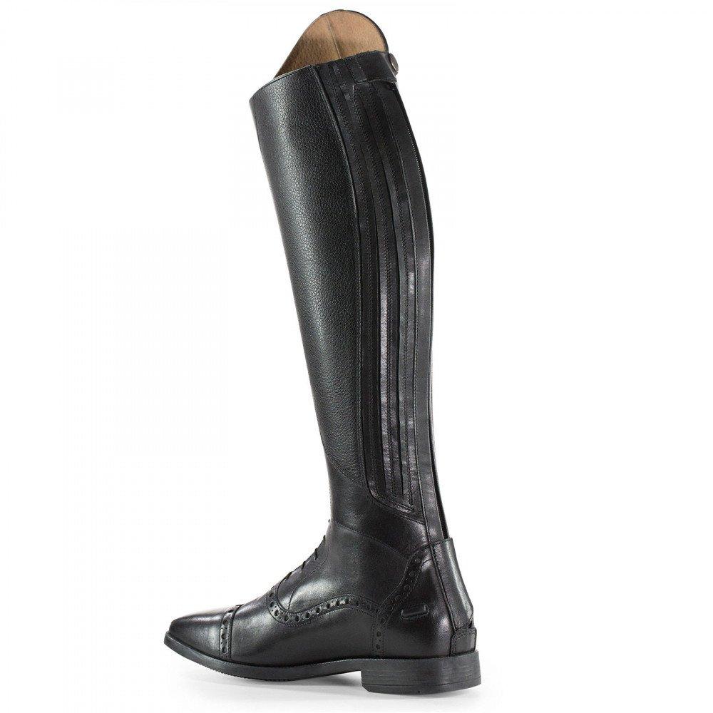 39071 Horze Winslow Tall Field Boots Black Women/'s NEW