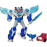 Transformers - Figura Super-Energía Optimus Prime (Hasbro B7066EU4)