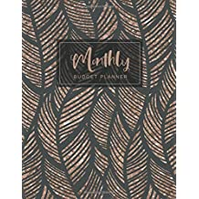 Monthly Budget Planner: Weekly Expense Tracker Bill Organizer | Budget Notebook | Spending Tracking | Personal Finance Book Keeping Journal Planning | Business Money Skills Time Management