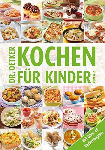 Kochen für Kinder von A-Z (A-Z Hardcover)