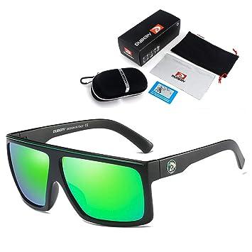 Qwhome Gafas De Sol Deportivas Polarizadas, Gafas Deportivas con Protección UV 400, Gafas Protectoras