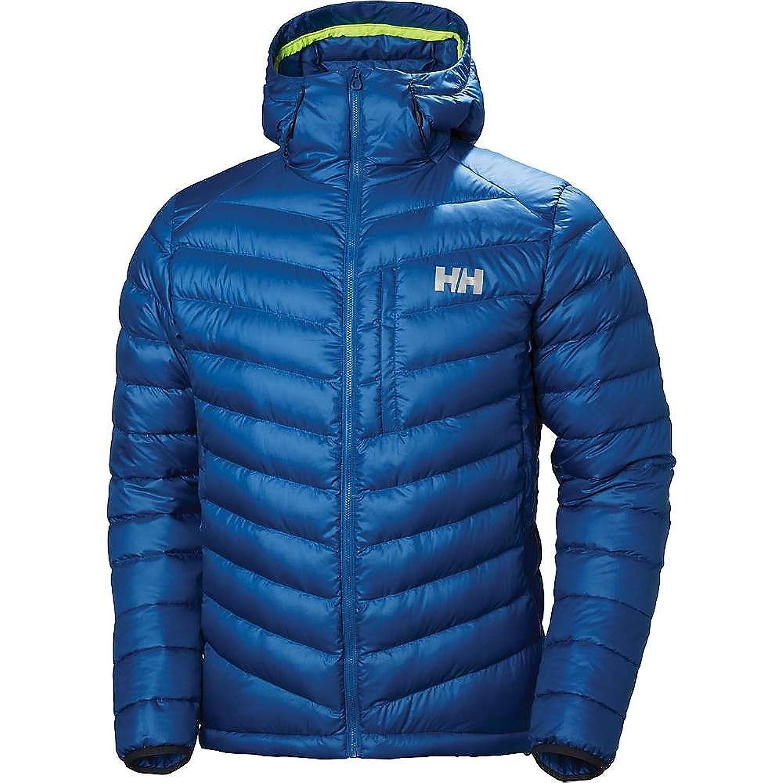 ヘリーハンセン アウター ジャケットブルゾン Helly Hansen Men's Odin Veor Down Jacket Olympian B [並行輸入品] B07B4TKHTD Small