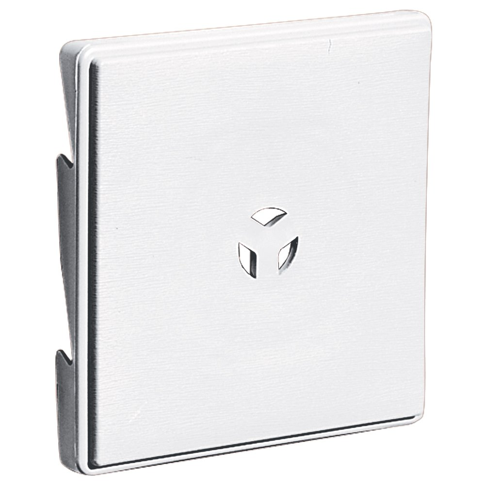 Builders Edge 130110007001 Surface Block for Triple 3'' 001, White