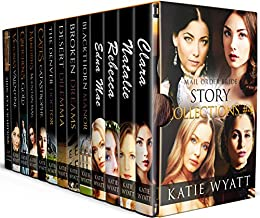 Mail Order Bride: Mega Box Set #4: Inspirational Historical Western (Historical Pioneer Wilderness Romance) by [Wyatt, Katie, Carson, Kat]