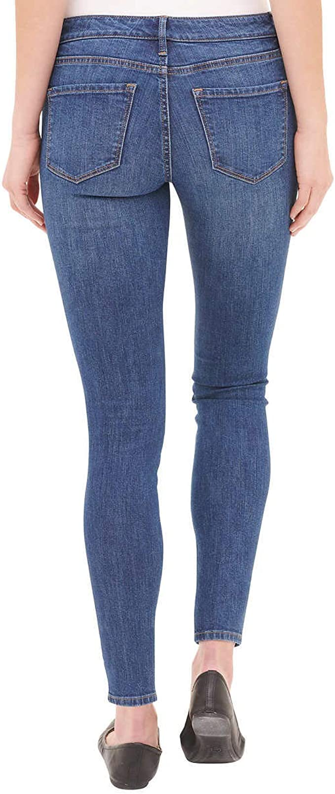 Erradicar Surgir El respeto  Tommy Hilfiger Womens Mid Rise Skinny Jeans at Amazon Women's Jeans store