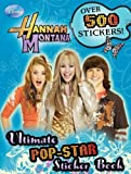 Hannah Montana Ultimate Pop-Star Sticker Book