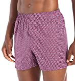 Apparel : Fruit of the Loom Men's Exposed Waistband Woven Fashion Boxers(Pack of 5)