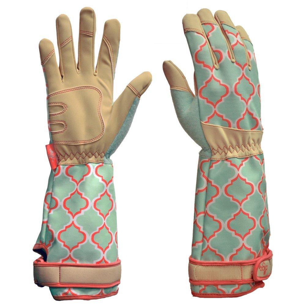DIGZ Rose Picker Garden Gloves, Medium