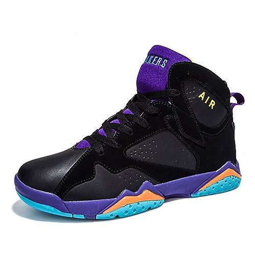 6dbb140f6e04 GAOLIXIA Men s Outdoor Sneakers Spring Autumn Air Cushion Basketball Shoes  Sports Running Shoes Non-Slip