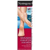 Neutrogena Norveç Formülü Nasırlaşmış Ayaklar Için Ayak Kremi, 50 ml