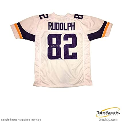 new product fdfaa 64c09 free shipping kyle rudolph 82 jersey xl 89887 dbf69