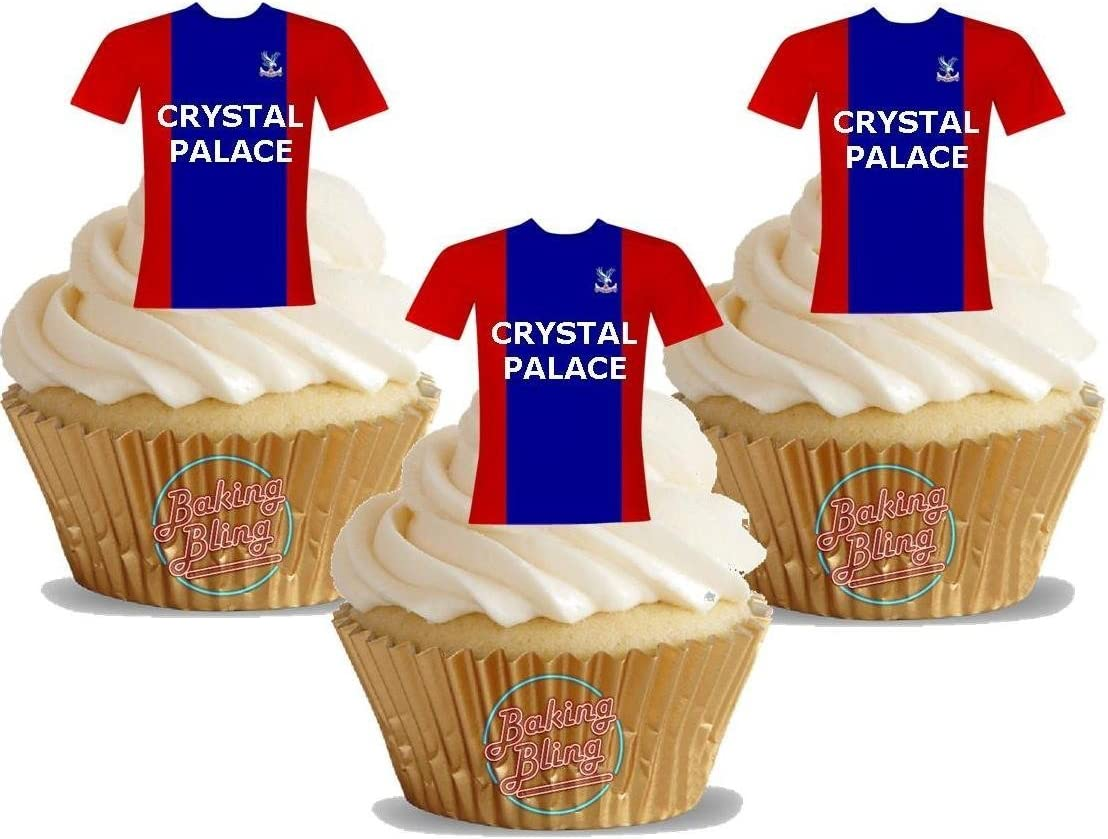 Amazing Crystal Palace Football topper