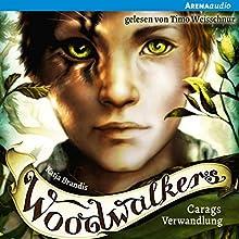 Carags Verwandlung (Woodwalkers 1) Hörbuch von Katja Brandis Gesprochen von: Timo Weisschnur