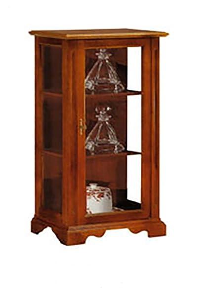 Legno&Design Vitrina Mueble Salón Puertas de Cristal 2 ...