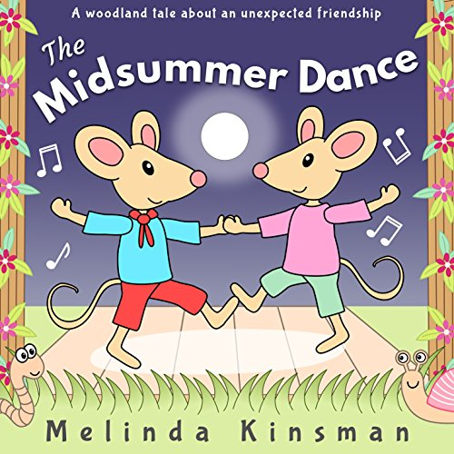 (The Midsummer Dance: Fun Rhyming Bedtime Story - Picture Book / Beginner Reader (for ages 3-6) (Top of the Wardrobe Gang Picture 11))