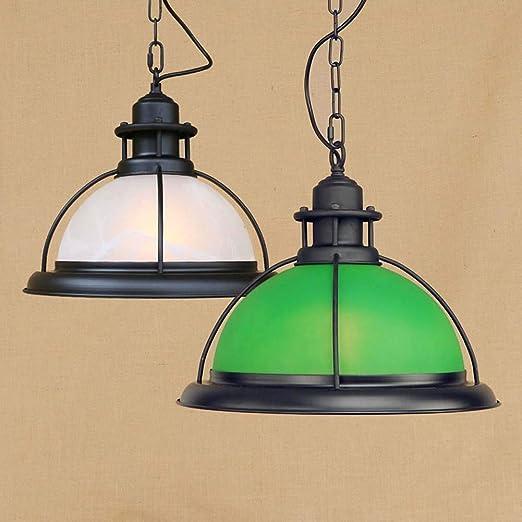WACLZ Retro Lámpara Colgante/Luces Creative Edison Retro araña con ...