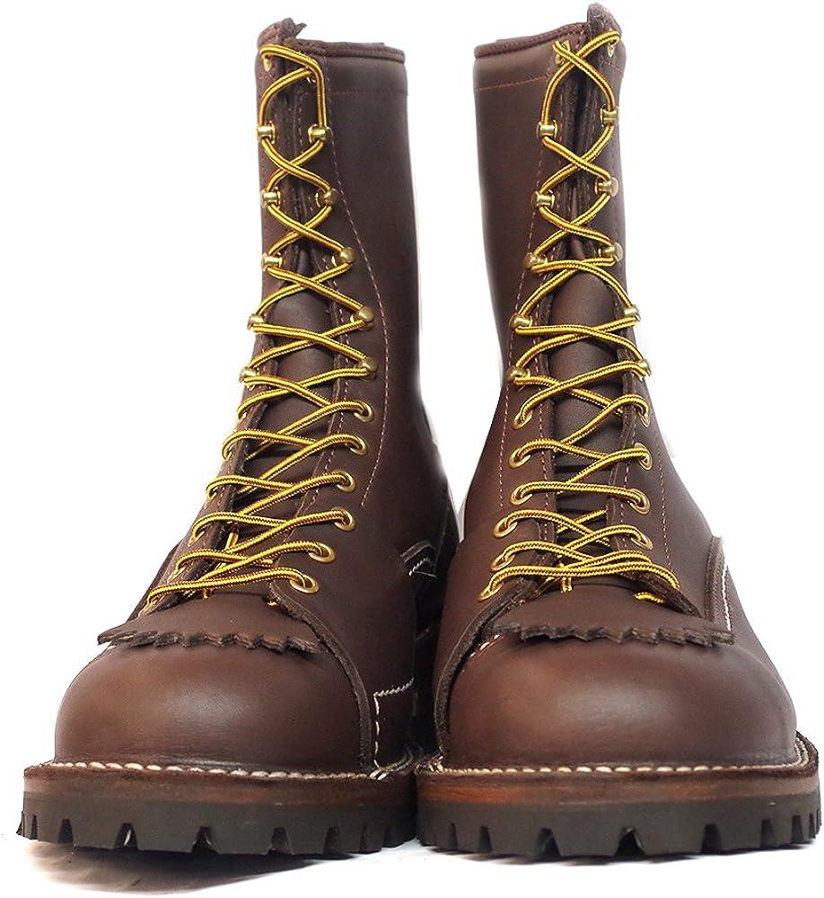Boot LeatherShoe care 1 Pair Wesco False Tongues Leather Material