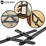 SAM-PRO TOOLS Template Angle Tool-set