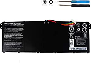 EBKK AC14B8K Battery for Acer Aspire 5 A515-51 A515-51G A515-43 CB5-571 CB3-531 R5-471T R5-571T A515-52 A515-52G AN515-51 AN515-52 AN515-53 AC14B7K 3ICP5/57/80【US SHIP】