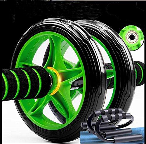 JFL Abdominal-ABS-Rad Lager Rad Push Praxis ABS Bauch-Übung Fitness Ausrüstung Hause Fitness-Studio