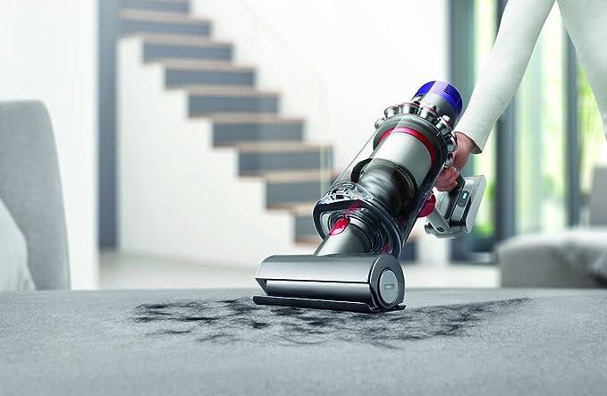 Dyson V10 Absolute Aspiradora Sin Cable 33.8 W, 0.76 litros, 87 Decibeles, Plástico, Cobre/Níquel: Amazon.es: Hogar