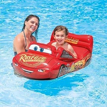 TrAdE shop Traesio- canotto Juegos Hinchable para niños Disney ...
