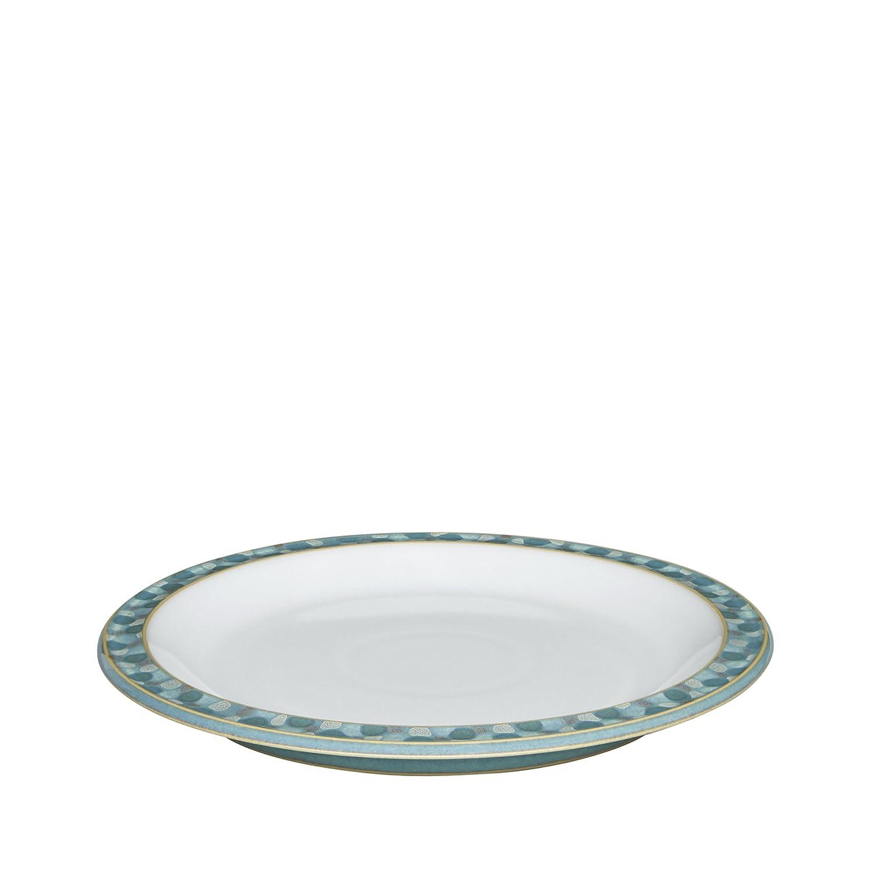 Denby Azure Shell 16-Piece Dinnerware Set Denby USA Limited AZS-16PC