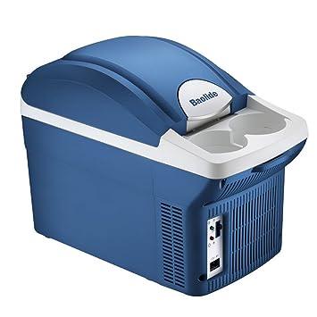 Refrigerador eléctrico del coche 8L, Mini caja de refrigerador y calentador para el invierno verano