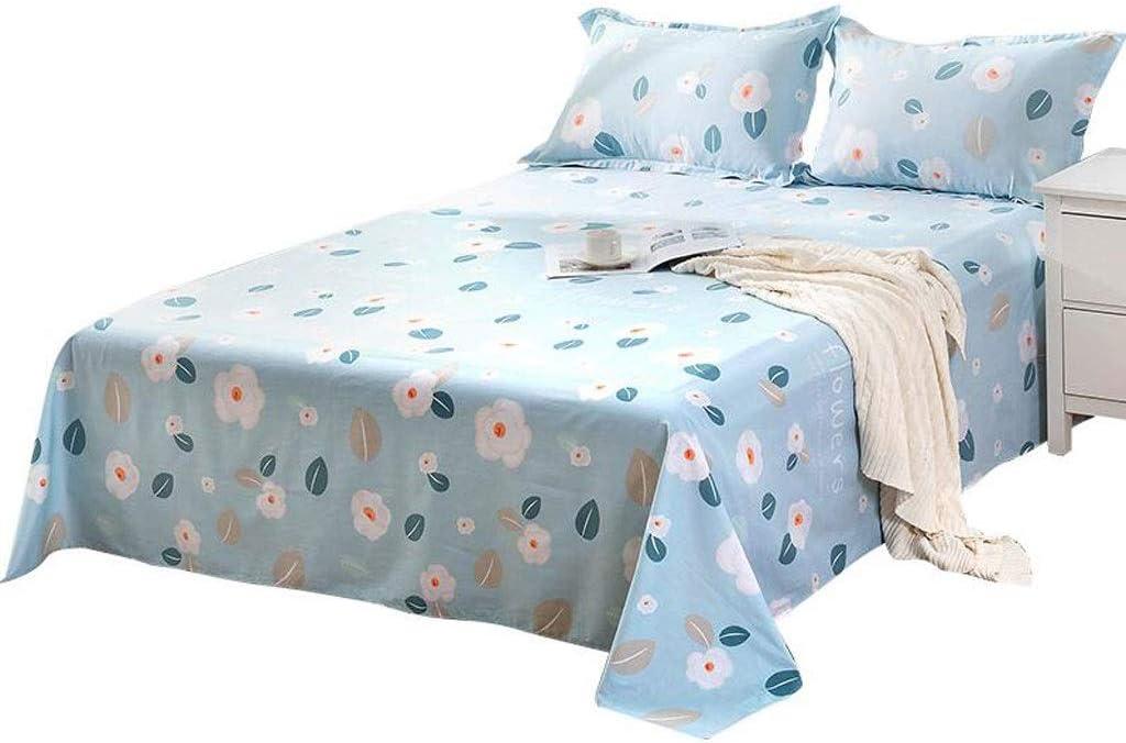 Yubing Láminas Florales 100% algodón Tejido Individual Doble Patrón de Flor Verde Tejido para el hogar Textiles para el hogar (Size : 270 * 230cm): Amazon.es: Hogar