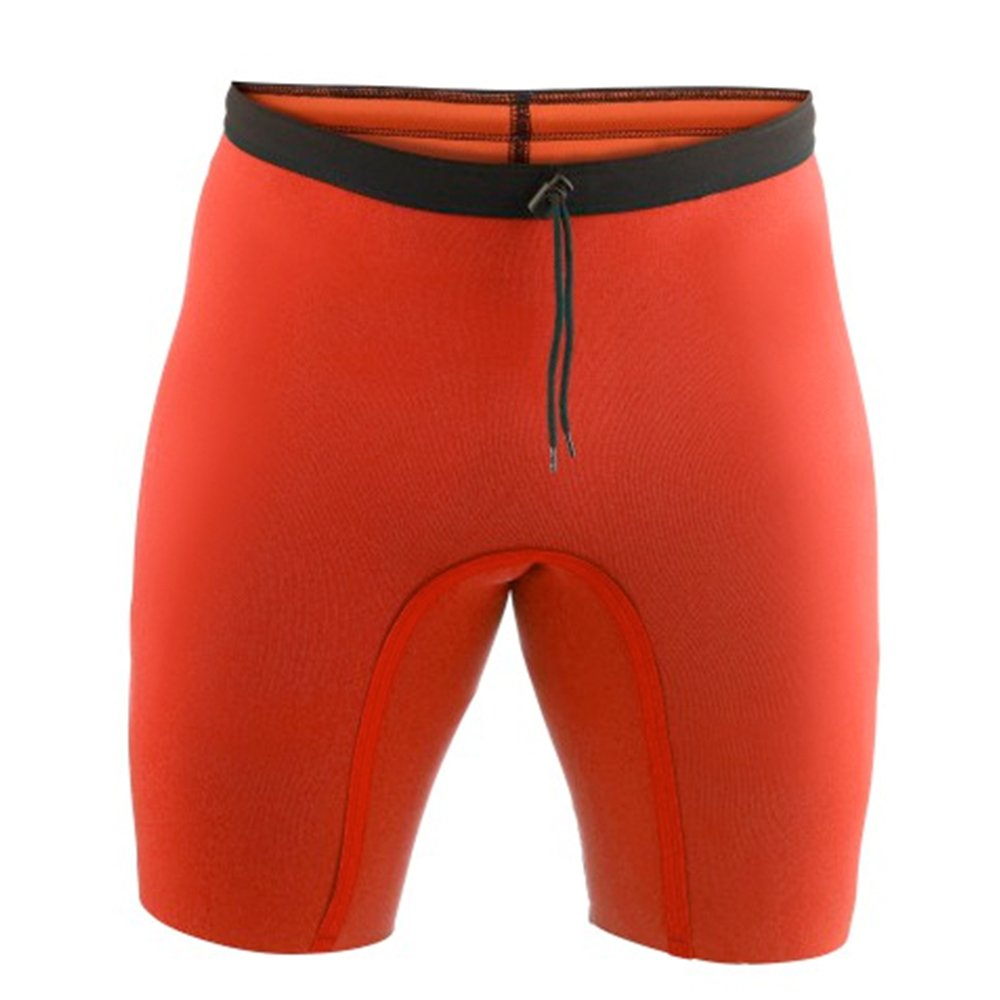 Rehband Basic Men's Sports Compression Shorts 7981 - Red - X-Small