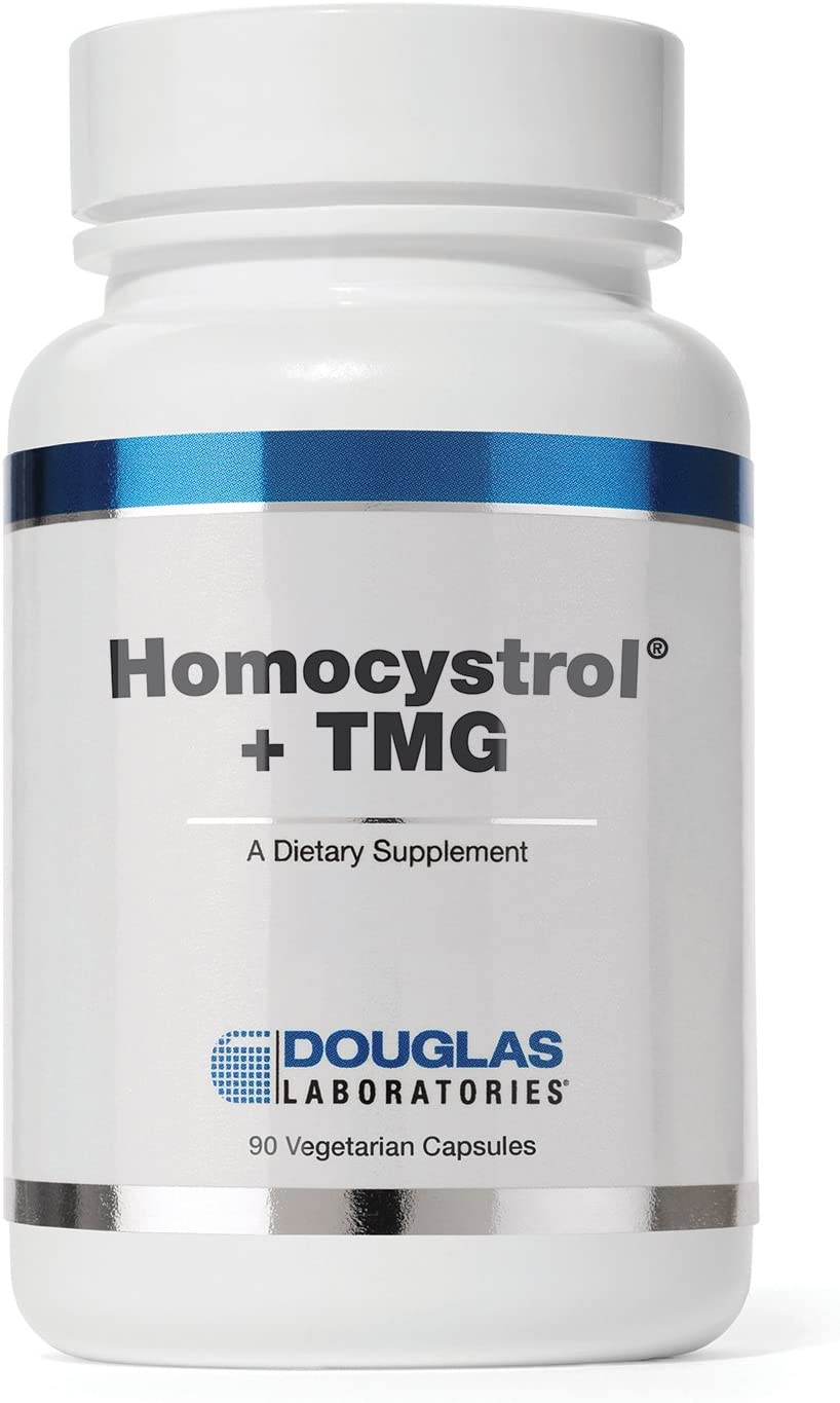 Douglas Laboratories – Homocystrol TMG – Supports Proper Metabolism of Homocysteine and Methylation* – 90 Capsules