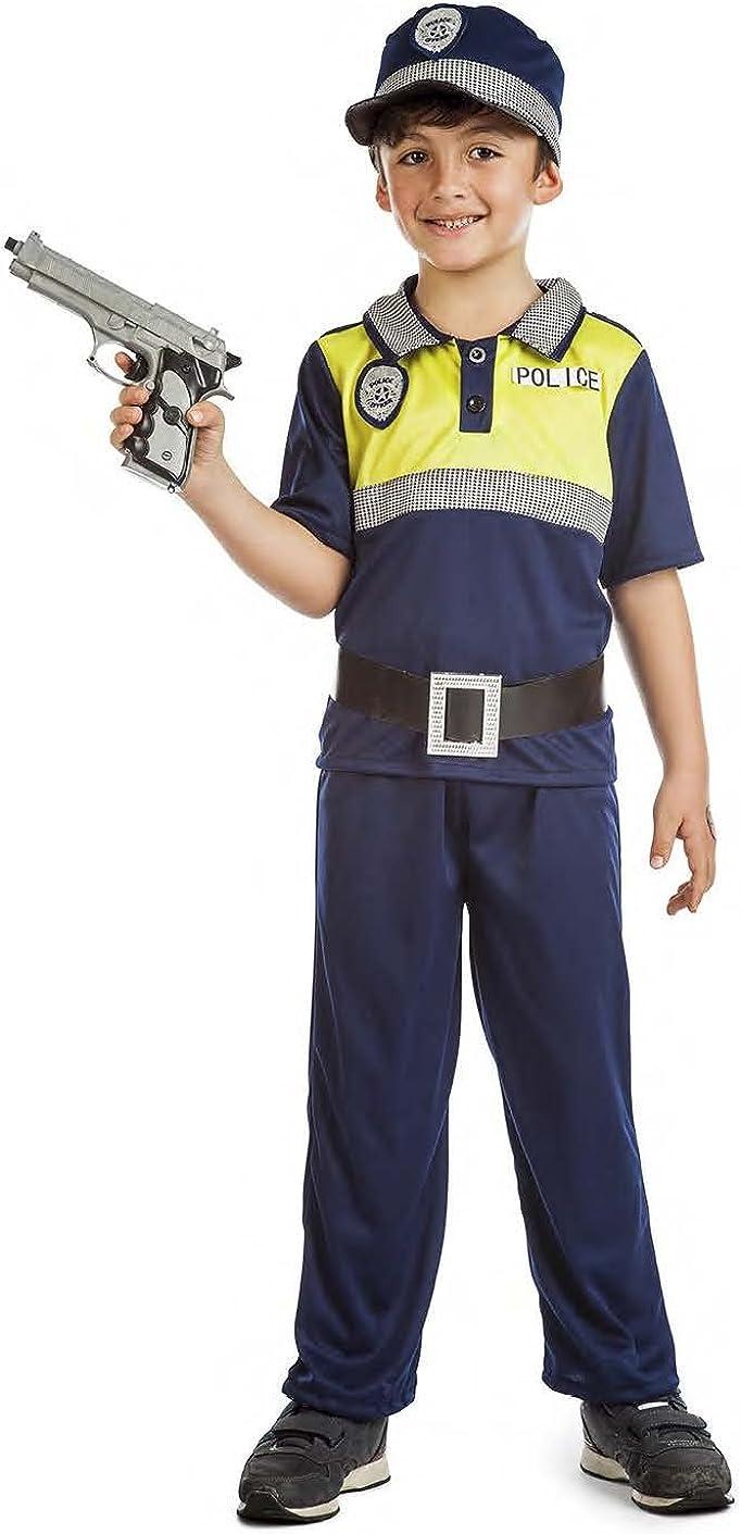 Disfraz Policía Local 3-4