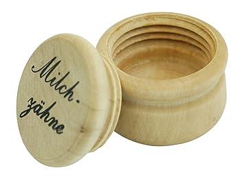 Milchzahndose mit Bild /Ø 4,5 cm Kinder