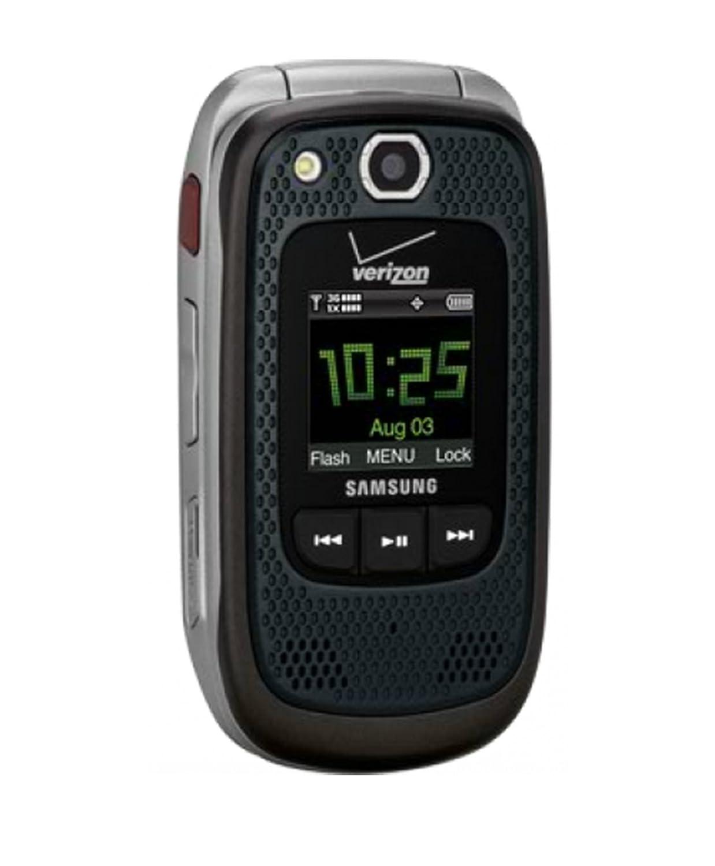 Amazon.com: Samsung Convoy 2 U660 Verizon CDMA Flip Cell Phone - Black:  Cell Phones & Accessories