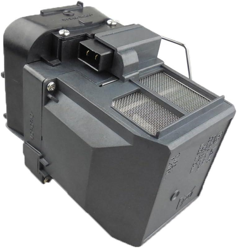 Supermait 915B403001 Lampada Lampadina per proiettore di ricambio con custodia Compatibile con MITSUBISHI WD-65C8 WD-73C8 WD-60C9 WD-65837 WD-65735 WD-60735 WD-65736 WD-60C8 WD-73735 WD-73736 WD-73835