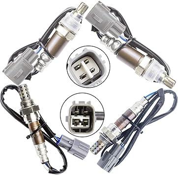 Upstream+Downstream 4x Oxygen sensor for Toyota Tundra 2007 2008 2009 4.0L 5.7L