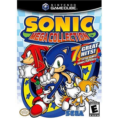Sonic Mega Collection (Renewed)