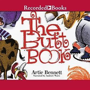 The Butt Book Audiobook