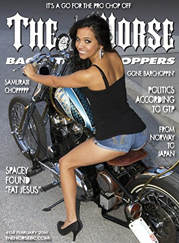 - The Horse BackStreet Choppers Magazine
