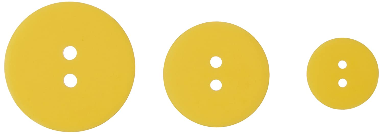 好きな所見マット ボタン 11/Pkg-レモン   B003BS4BEY
