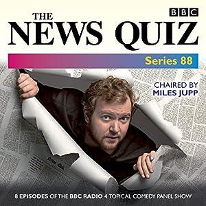 The News Quiz: Series 88 Radio/TV Program
