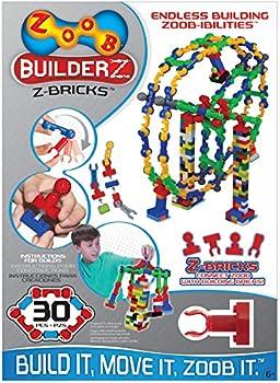 ZOOB BuidlerZ Z-Bricks Modeling System