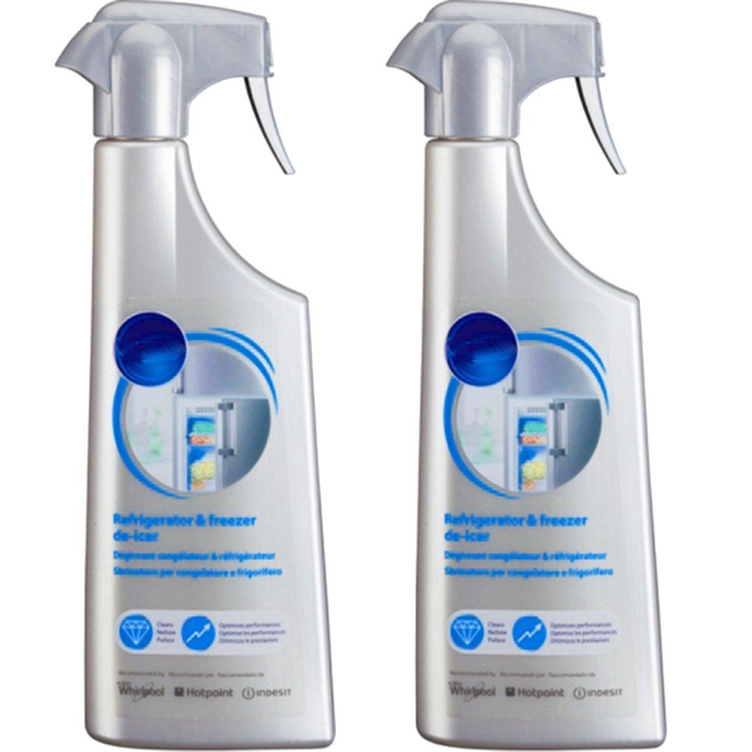 Spares2go 1 litro Spray descongelación anticongelante para todos ...